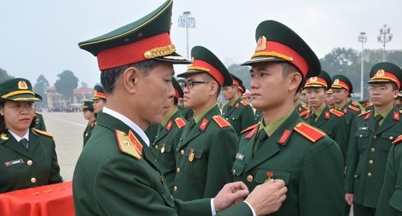 Ứng tuyển vào ngành quân đội cần lưu ý những gì?